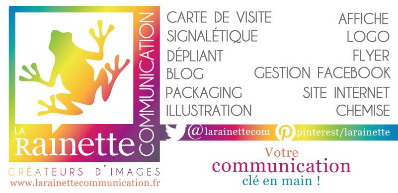 agence de communication - la rainette communication